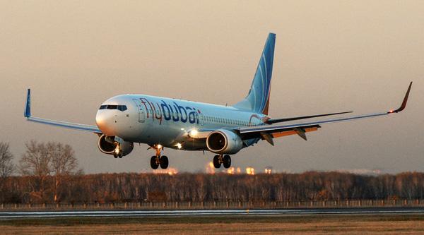 Vụ máy bay rơi ở Dubai