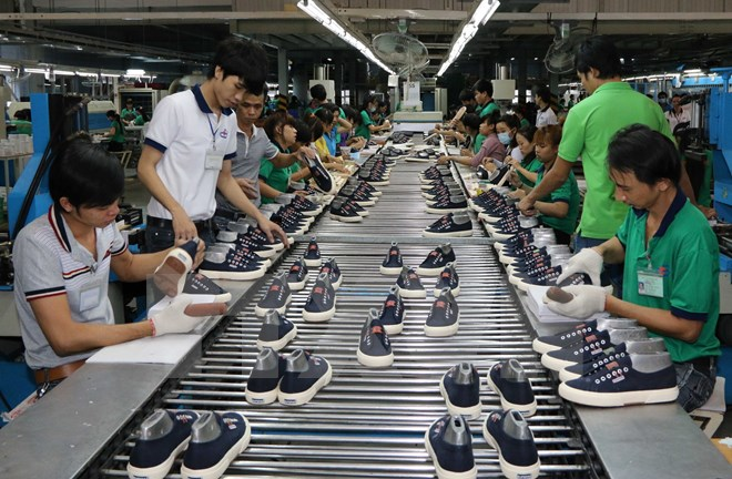 Ngành giày da và những lợi thế phát triển mới