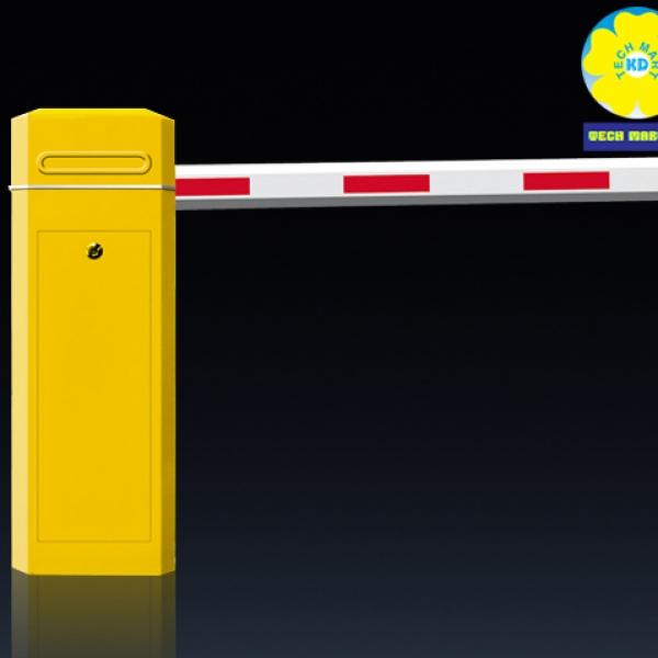 Lắp đặt barrier tự động Baisheng