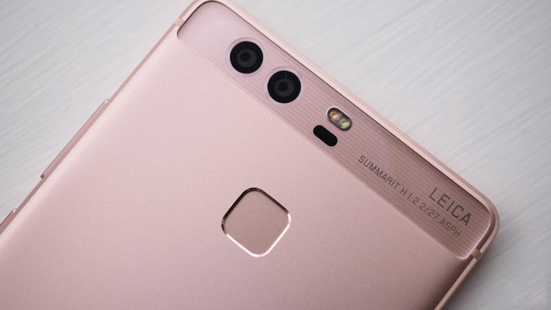 Bộ đôi Huawei P9 thiết kế hàng đầu