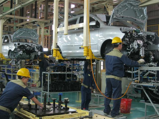Công nghiệp ô tô Việt Nam liệu có khả quan?