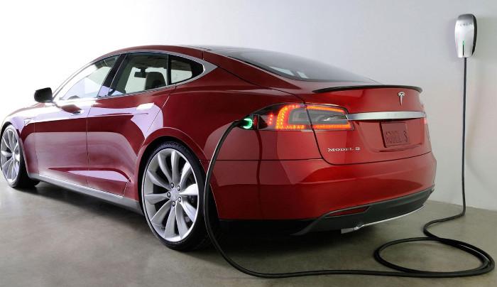 Ô tô điện 1 phần góp sức bảo vệ môi trường