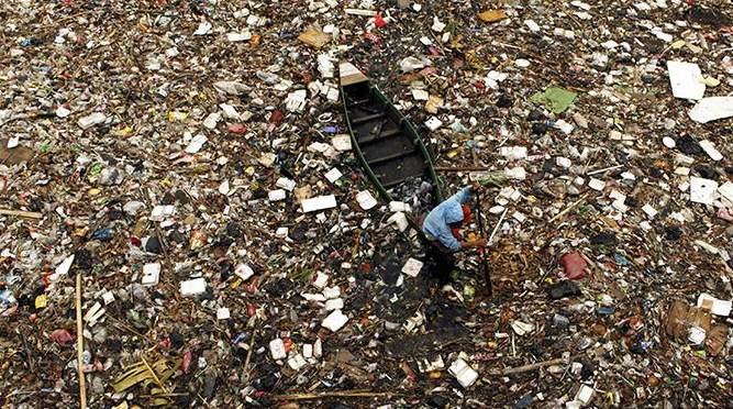 Việt Nam – top 5 quốc gia xả rác ra biển