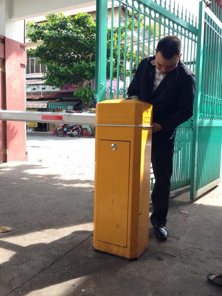 Công ty Lắp đặt barrier tự động ở Bình Thuận