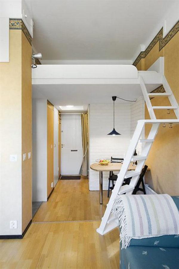 Mẹo trang trí nội thất cho căn hộ nhỏ