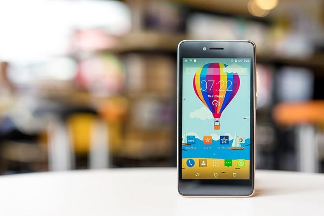 Smartphone LAI Yuna S: Cặp đôi máy ảnh 8 MP, mức giá hai triệu đồng