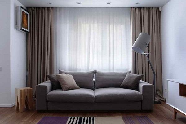 Chọn rèm phù hợp với căn hộ