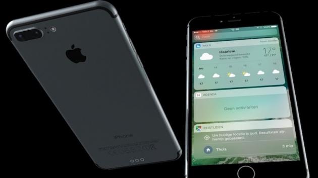 Iphone 7 plus chạy iOS 10