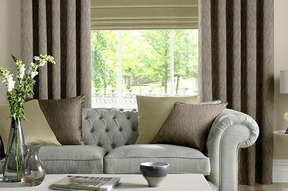 Các cách tìm chọn rèm vải nào cho nhà chung cư