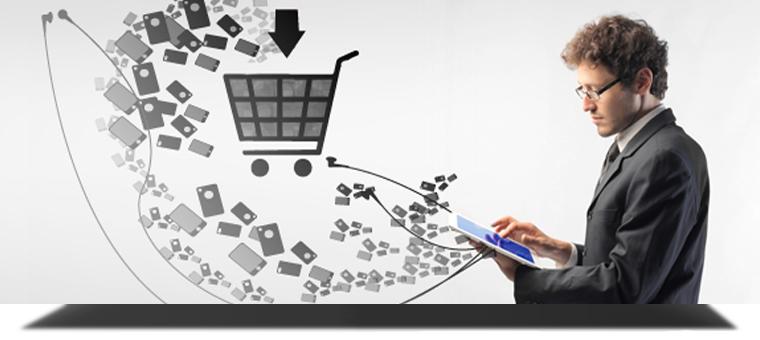 Những web mua sắm lớn ở Mỹ