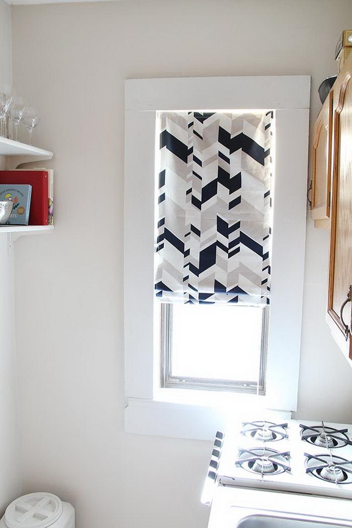 Mọi Cách trang trí rèm vải hấp dẫn