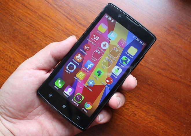 Năm smartphone tương trợ sim 4G rẻ nhất Việt Nam