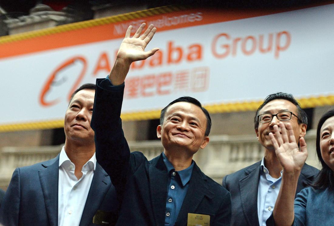 Thời kỳ phát triển bùng nổ của Alibaba
