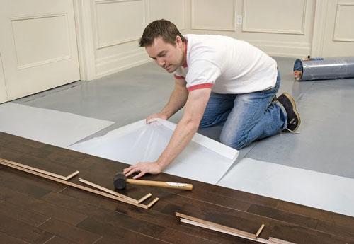 Lưu ý gì trước khi lắp đặt sàn gỗ?