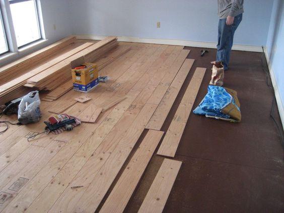 Chọn sàn gỗ cho quán Cà phê
