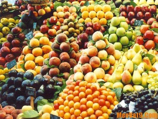 Mẹo độc đáo giúp bạn nhận biết hoa quả có hóa chất