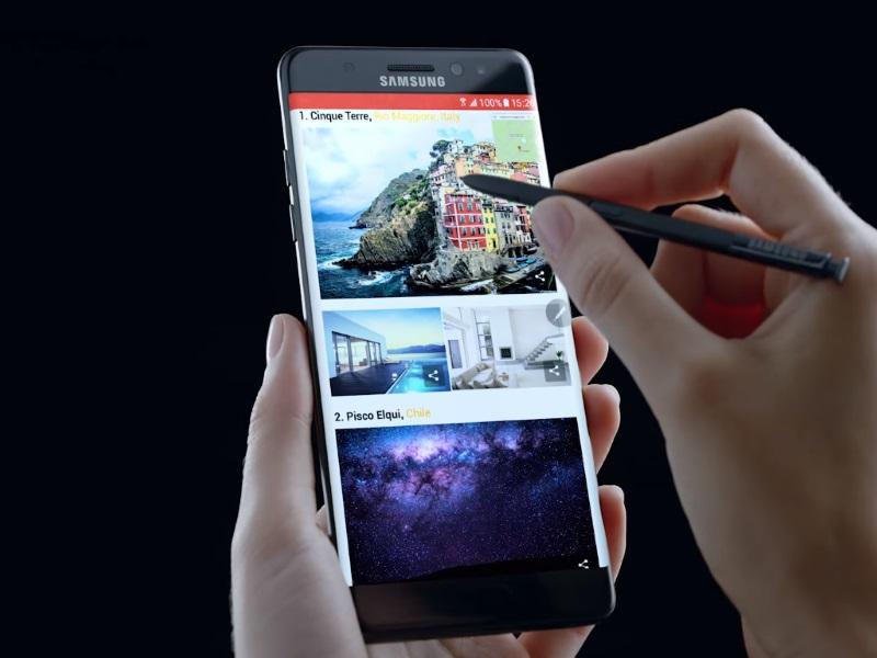 Thêm lựa chọn với phiên bản Samsung Galaxy Note 7 6GB Ram