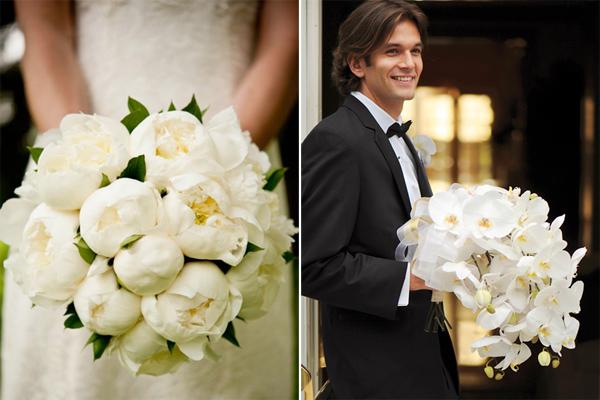 8 thiên hướng hoa cưới khiến cô dâu tê mê