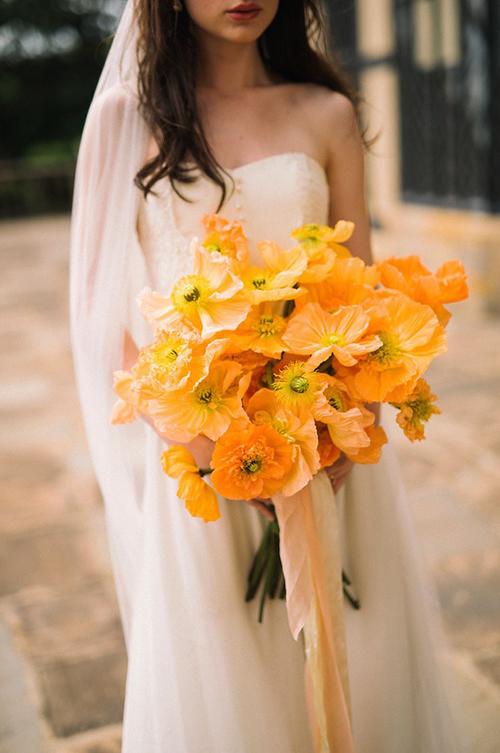 10 kiểu hoa cưới được ưa chuộng nhất năm 2015