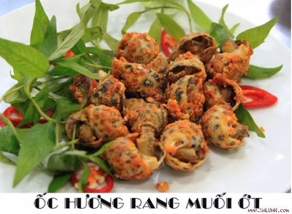 Những món ốc nhất định phải ăn ở Sài Gòn