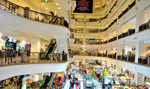 Lựa chọn khu mua sắm nào ở Quảng Châu Trung Quốc?