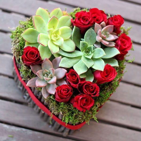 Chọn hoa tặng vợ ngày 20/10 lung linh và lãng mạn