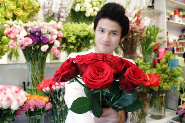 Sáng tạo cách chọn hoa sinh nhật xinh tươi tặng bồ