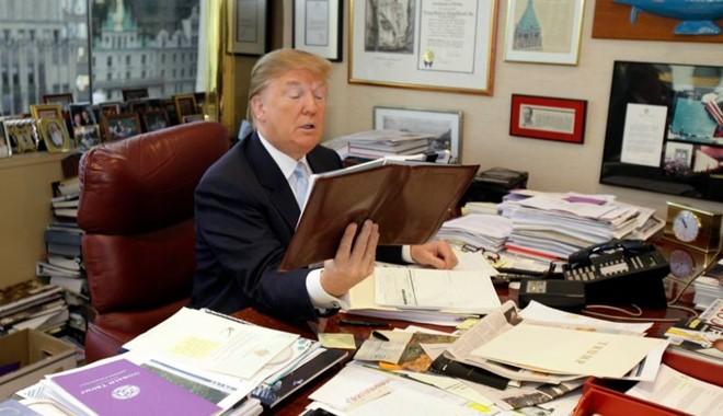Ông Donald Trump không bao giờ dùng máy tính?