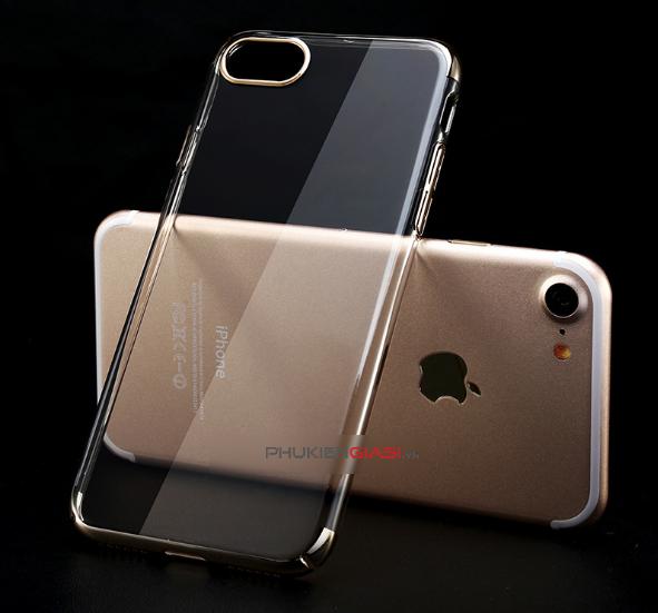 Ốp di động trong suốt cho iPhone 7 Plus đồ chính hãng Baseus