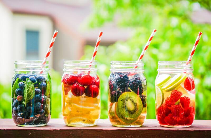 Top những món nước detox giúp bạn giảm cân hiệu quả trong vòng 1 tuần