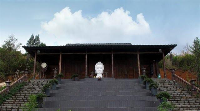 Chùa Linh Quy Pháp Ấn – điểm đến tuyệt trần của khách du lịch ở Lâm Đồng