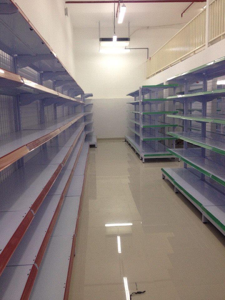 Tiêu chí chọn lựa kệ siêu thị thanh lý bền