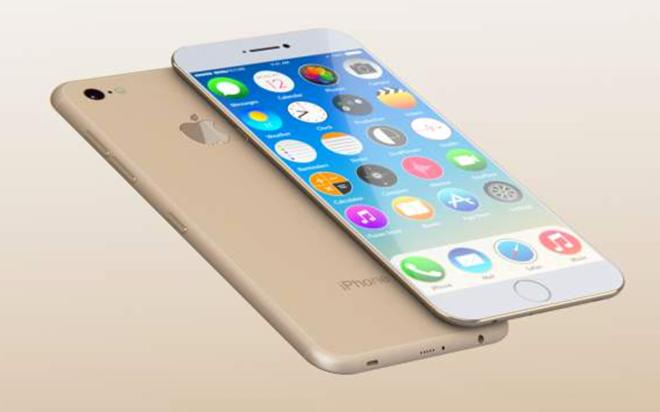 Điện thoại iPhone 7S sẽ không thay đổi thiết kế