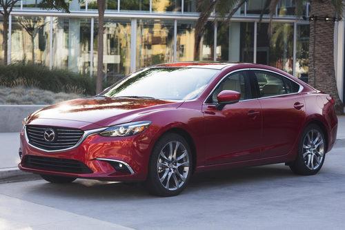 Xe hơi Mazda tiếp tục giảm giá tại Hà Nội