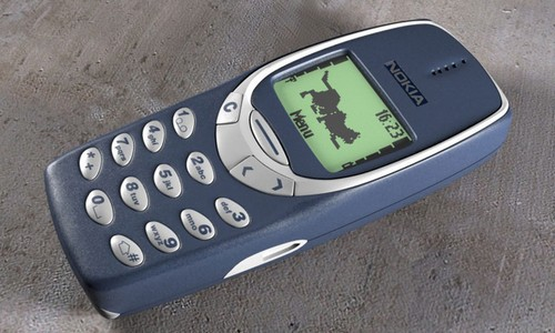 Nokia sản xuất lại Nokia 3310, ra mắt cuối tháng 2
