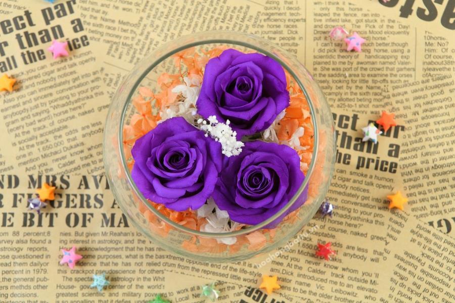 Các kiểu hoa hồng độc, lạ làm quà tặng 14-2