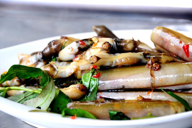 Ốc – món ăn ngon làm nên thương hiệu ẩm thực Sài Gòn