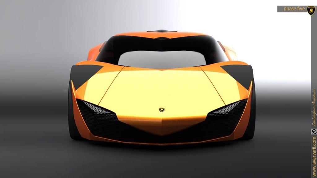 Siêu xe Lamborghini năm 2019 trông ra làm sao?