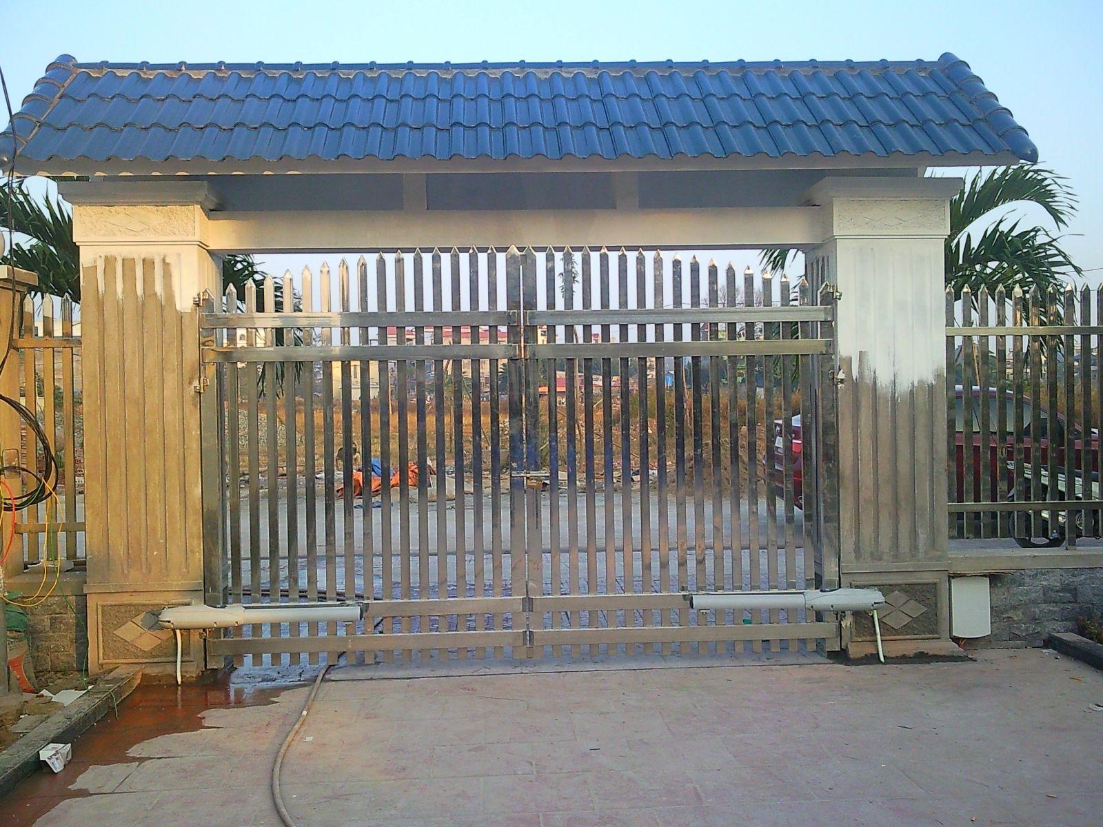 Hướng dẫn lắp đặt cửa tự động cho công trình hiện đại