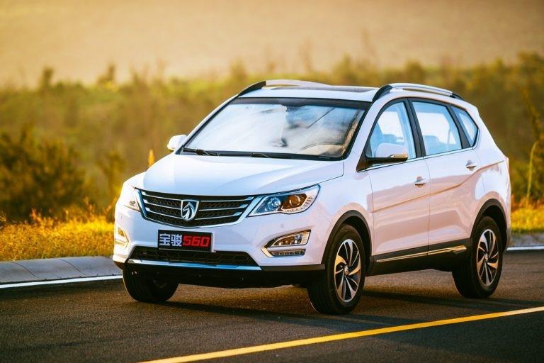 Loại ôtô được ưa thích nhất tại Trung Quốc
