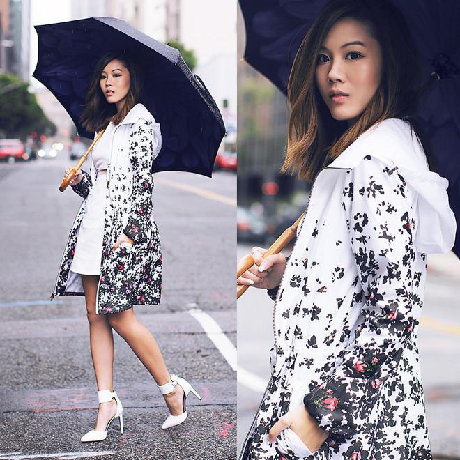 Hoa mắt với áo khoác đẹp lạ kỳ của những hot blogger nức tiếng