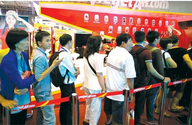 Mong đợi vượt trội với thương mại điện tử xuyên quốc gia