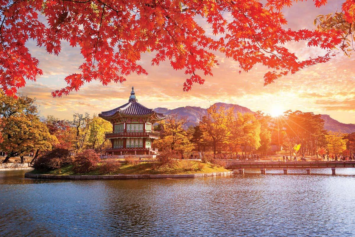 Tour du lịch Hàn Quốc: Xứ sở kim chi ngay tầm mắt