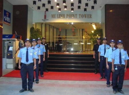 Dịch vụ bảo vệ khách sạn, nhà hàng được yêu thích ở thủ đô
