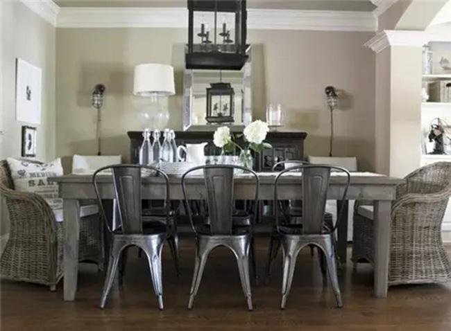 Sáng tạo ý tưởng kết hợp đồ nội thất cho bàn ăn nhà bạn đẹp độc đáo
