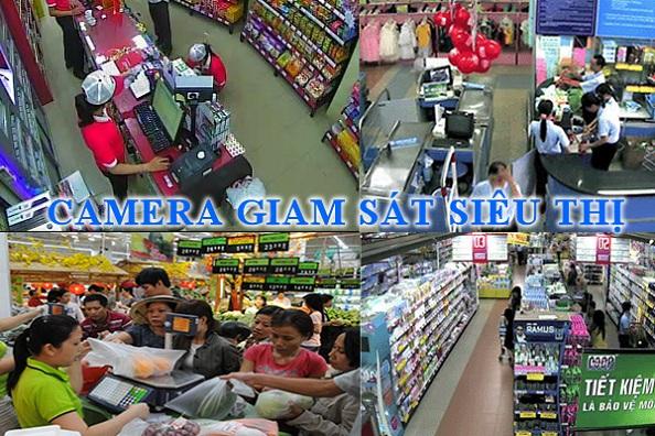Ích lợi khi lắp đặt camera quan sát cho cửa hàng, siêu thị