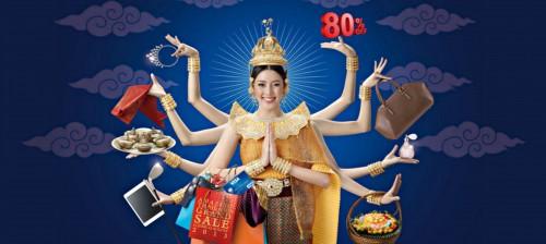 Mua sắm ở đất nước Thái Lan nên để ý điều gì?