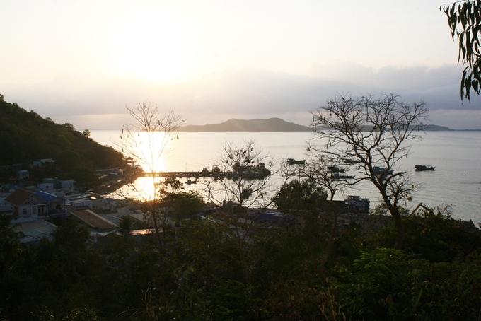 Nam Du – thiên đường du lịch mùa hè ở nước ta