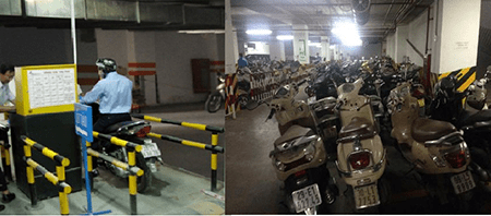 Tầm quan trọng của bãi xe tự động với hệ thống giao thông tĩnh