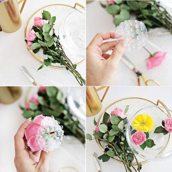 Các mẹo trang trí hoa với sắc vàng chào hè rực rỡ